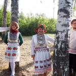 Фольклорно-этнографический ансамбль «Шулдыр», Петрозаводской консерватории Республики Карелия