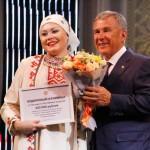 маша киьаева и президент